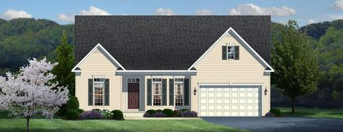 Sycamore Run by Ryan Homes in Hagerstown Maryland