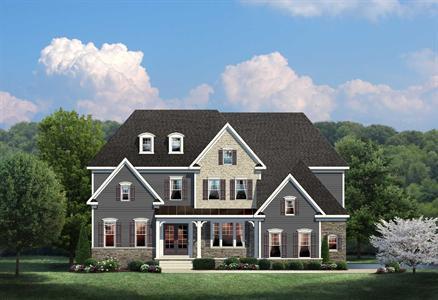 Saxonbury by NVHomes in Raleigh-Durham-Chapel Hill North Carolina