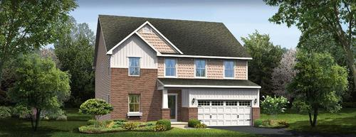South Brook by Ryan Homes in Columbia South Carolina