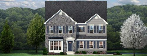 Glendalough by Ryan Homes in Charlotte North Carolina