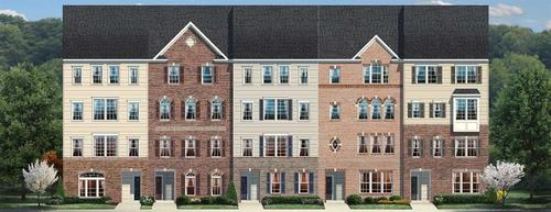 Linton At Ballenger Townhome Condominiums with Garage by Ryan Homes in Washington District of Columbia