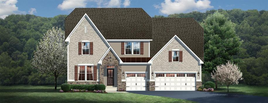 Glendalough - Pembrook by Ryan Homes