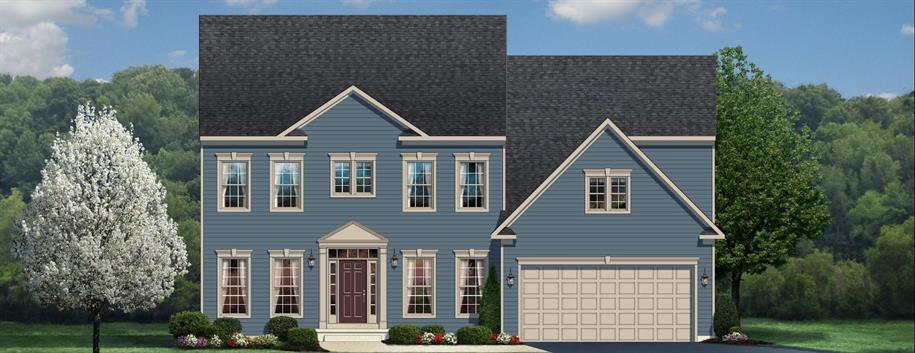 Ellington - Lake Linganore At Eaglehead - Woodridge Village: New Market, MD - Ryan Homes
