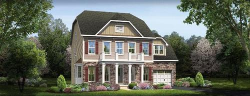 Stream Valley Gardens by Ryan Homes in Nashville Tennessee