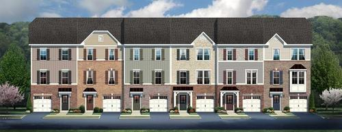 Westridge Townhomes by Ryan Homes in Washington District of Columbia