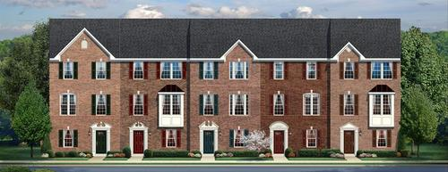 Villages of Urbana Townhomes by Ryan Homes in Washington District of Columbia