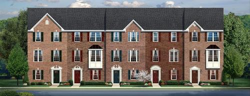 Fieldside Townhomes by Ryan Homes in Washington District of Columbia