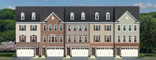 Adams Crossing by Ryan Homes in Washington District of Columbia