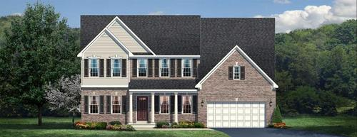 house for sale in Brookfield on the Potomac - Single Family Homes by Ryan Homes