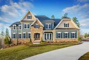 homes in Stuart's Crossing by NVHomes