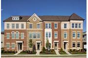 John Jacob Astor - One Loudoun Luxury Townhomes: Ashburn, VA - NVHomes