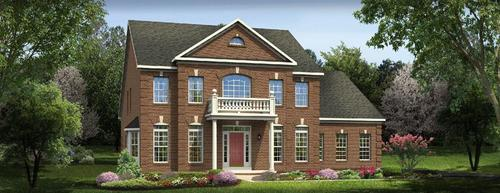 Five Forks Plantation by Ryan Homes in Greenville-Spartanburg South Carolina