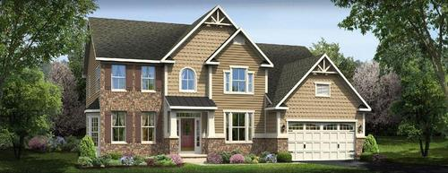 Willow Glen by Ryan Homes in Indianapolis Indiana