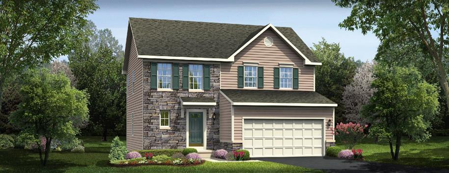 Sienna - Cameron's Landing: Hopewell, VA - Ryan Homes