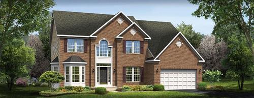 The Meadows Of Willow Brooke by Ryan Homes in Cincinnati Ohio