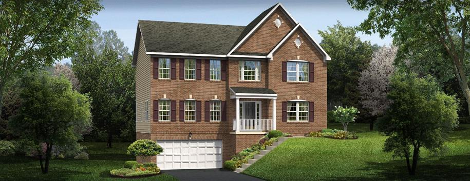 Oakmont - Westwind Estates: Greensburg, PA - Ryan Homes