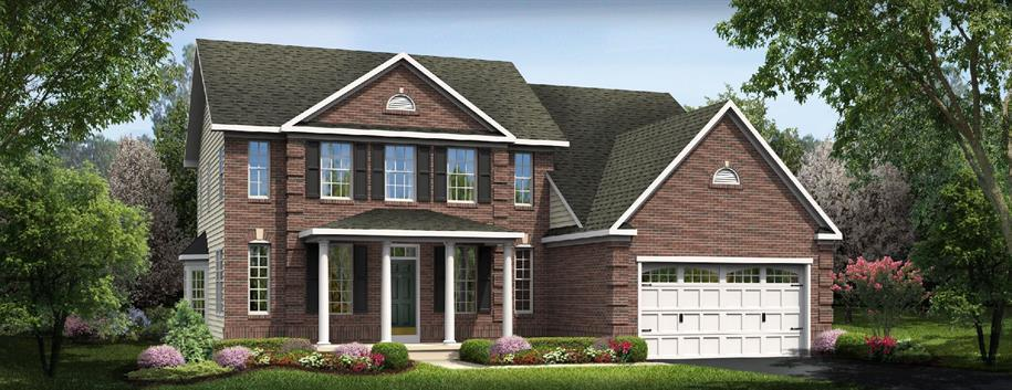 The Berkshires Single Family Homes by Ryan Homes