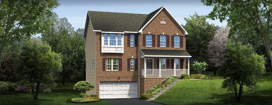 Fox Chapel - Foxwood Knolls: Moon Township, PA - Ryan Homes