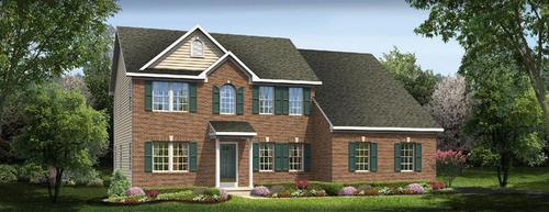 Woodsyde Ridge by Ryan Homes in Baltimore Maryland