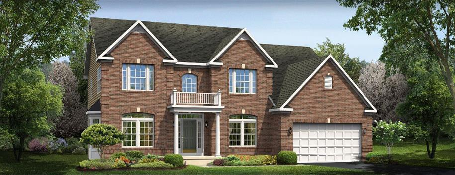 Jefferson Square - Vineyards Of Bellbrook: Bellbrook, OH - Ryan Homes