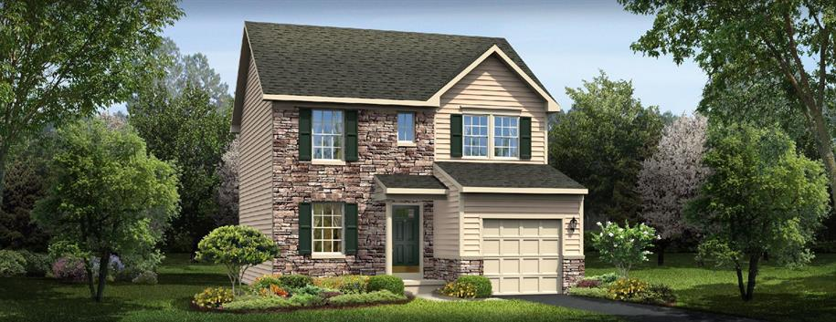 Sorrento - Cobblestone Meadows: Vineland, NJ - Ryan Homes