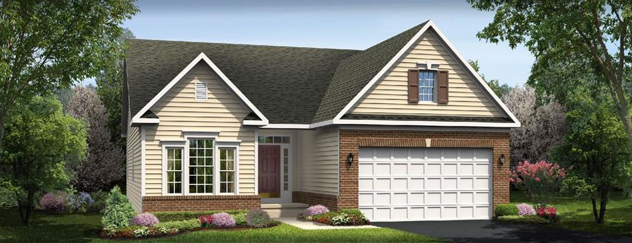 Brentwood - Fairway Village Single-Family Homes: Ocean View, DE - Ryan Homes