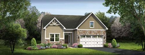 Swann Cove West by Ryan Homes in Sussex Delaware