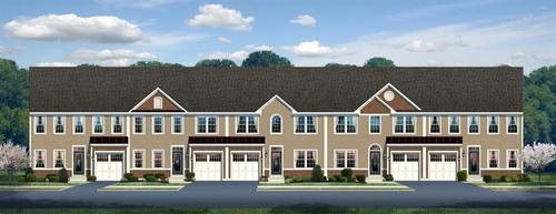 Shoreview Woods by Ryan Homes in Sussex Delaware
