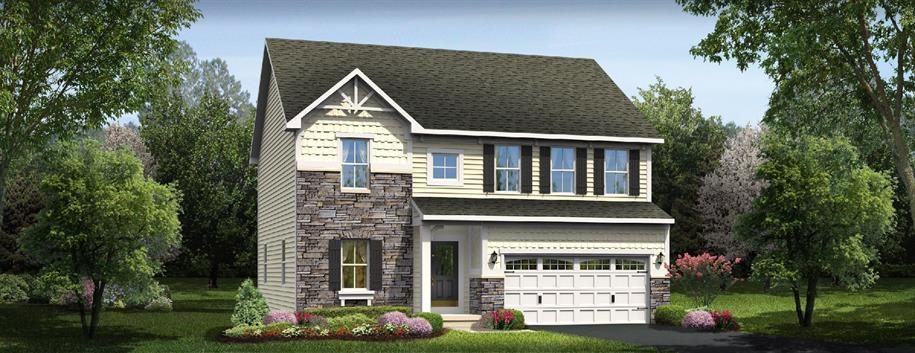 Venice - Estates At Scioto Crossing: Dublin, OH - Ryan Homes