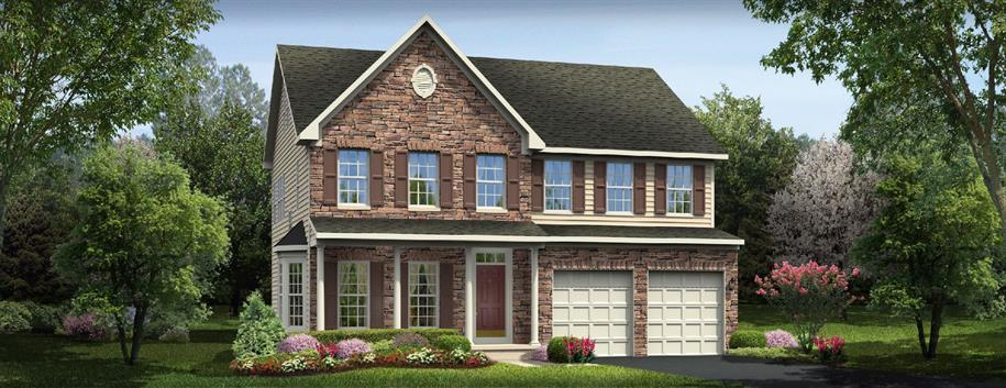 Chantilly Place - Regency At Highland Lakes - The Estates: Westerville, OH - Ryan Homes