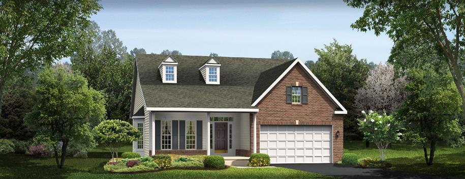 Castleton - Settlement At Powhatan Creek: Williamsburg, VA - Ryan Homes