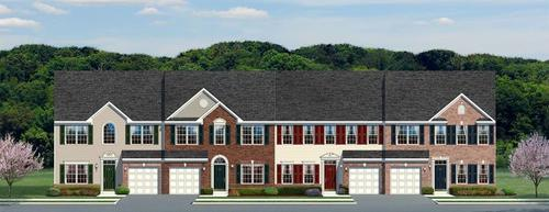 Genito Towns by Ryan Homes in Richmond-Petersburg Virginia