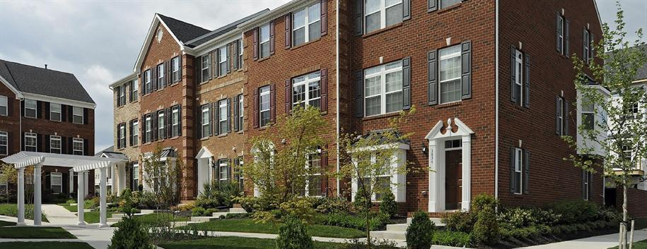 Fairgate - West Broad Village: Glen Allen, VA - Ryan Homes