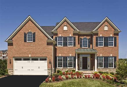 Mountain Glen at Saucon Valley by NVHomes in Allentown-Bethlehem Pennsylvania