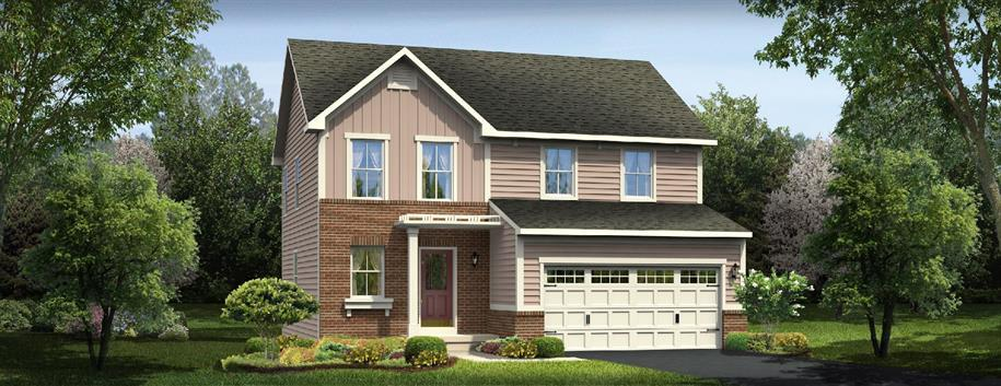Sienna - The Woods at Cool Springs: Charlestown, MD - Ryan Homes
