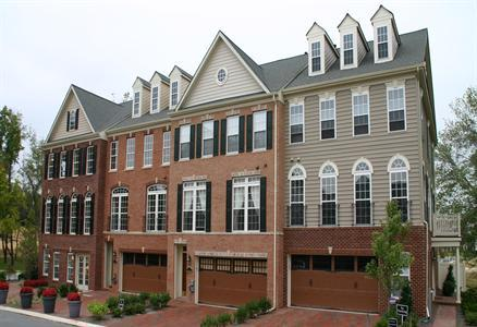 The Norwood - Beechtree Townhomes: Upper Marlboro, MD - NVHomes