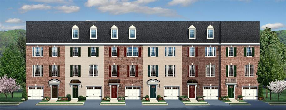 Beethoven - Ellicott Crossing: Ellicott City, MD - Ryan Homes
