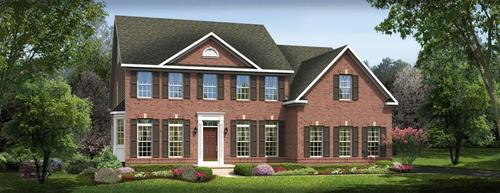 Woodland Creek by Ryan Homes in Greenville-Spartanburg South Carolina