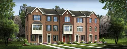 Coopertowne Village by Ryan Homes in Philadelphia Pennsylvania