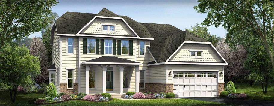 Victoria Falls - Chase View: Twinsburg, OH - Ryan Homes