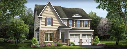 Cranberry Creek by Ryan Homes in Akron Ohio