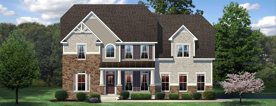 Lincolnshire - Abbington: Harrisburg, NC - Ryan Homes