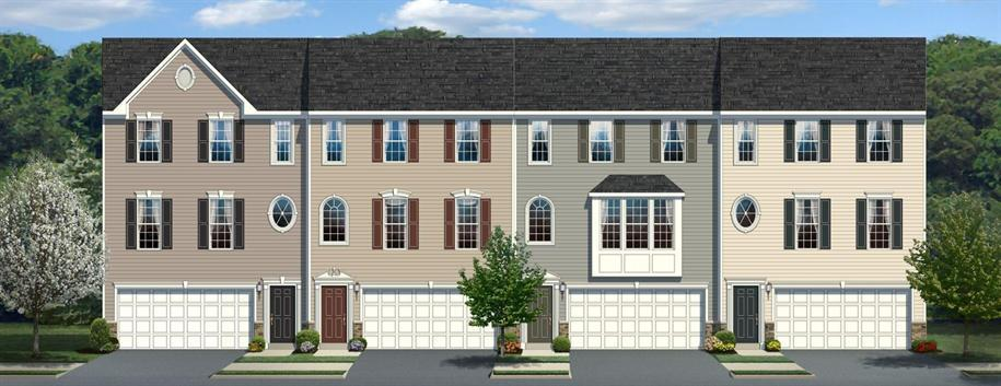 Wexford - Villages at Parkers Mill: Mount Holly, NJ - Ryan Homes