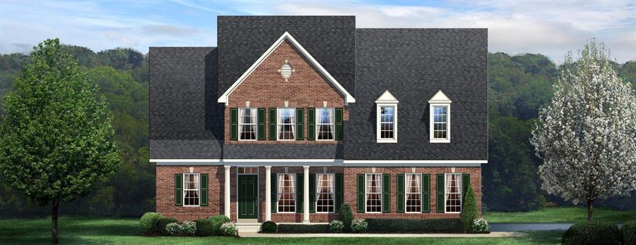 Sheffield - Grace Meadows: West Chester, OH - Ryan Homes