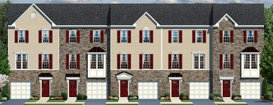Beethoven - Broad Acres: Clementon, NJ - Ryan Homes
