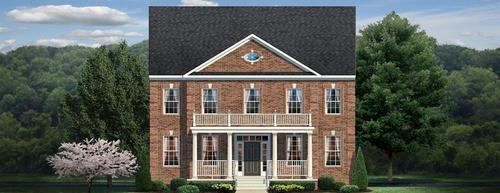 house for sale in Clarksburg Village Single Family Neotraditional Series by Ryan Homes