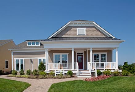 Ocean Breeze - The Grande At Canal Pointe: Rehoboth Beach, DE - NVHomes