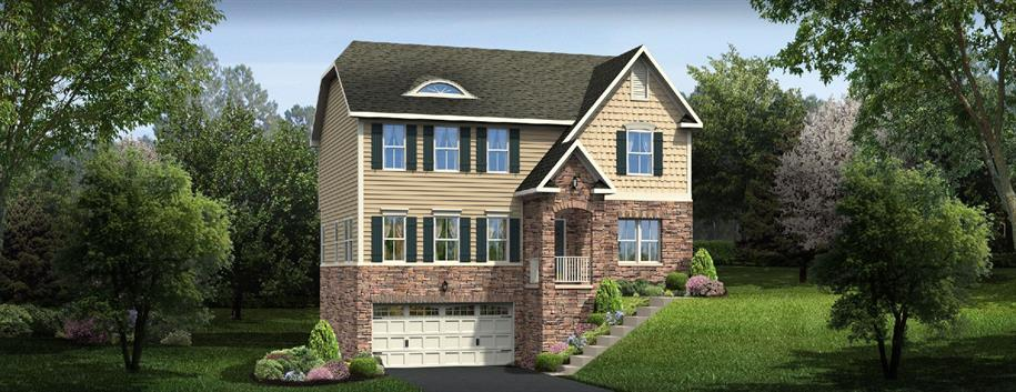 Fox Chapel - Southgate: Fredericksburg, VA - Ryan Homes