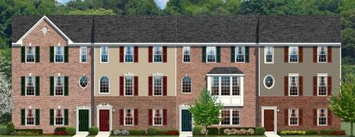The Villages at Ridge Forest-TH by Ryan Homes in Pittsburgh Pennsylvania