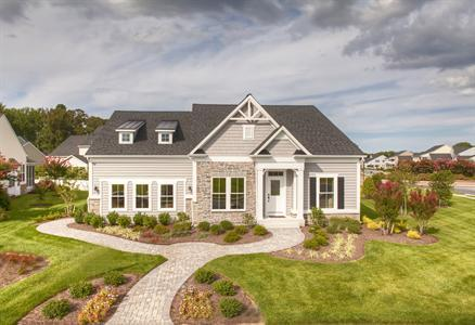 Ocean Breeze - Bay Forest At Bethany Beach: Ocean View, DE - NVHomes